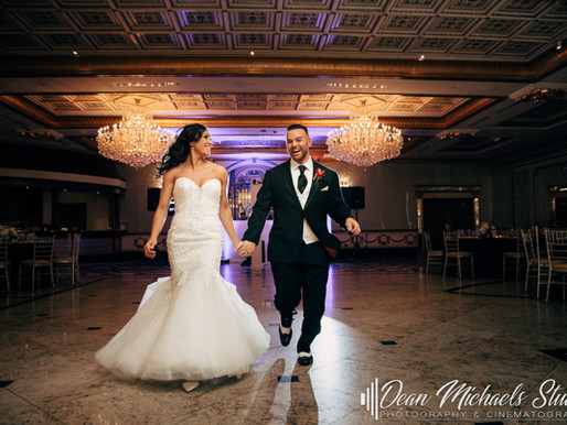 VENETIAN WEDDING | DANIELLE & BILL