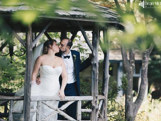 PLEASANTDALE WEDDING | JESSICA & ROSS