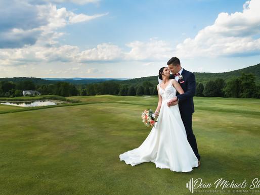 SKYVIEW WEDDING | JESSICA & BRYAN