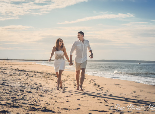 JERSEY SHORE ENGAGEMENT | KELLY & ERIC