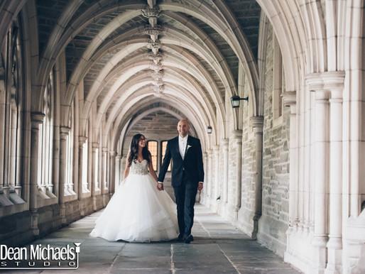 B'NAI TIKVAH WEDDING | MICHELLE & JONATHAN
