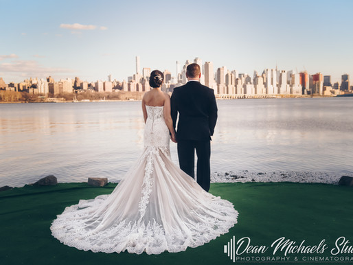 WATERSIDE WEDDING | ERIN & MICHAEL