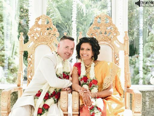 MADISON HOTEL WEDDING | HARINI & PETER
