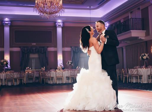 PALACE WEDDING | ARIANA & GREGORY
