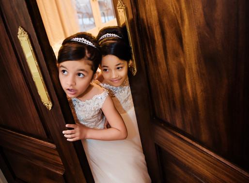 NANINA'S IN THE PARK WEDDING   KARINA & OSCAR