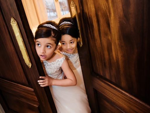 NANINA'S IN THE PARK WEDDING | KARINA & OSCAR