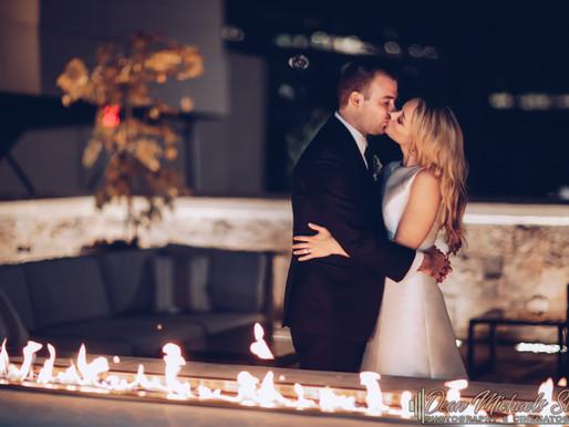 EMBASSY WEDDING | KELLI & JOSHUA