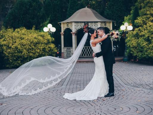 GRAND OAKS WEDDING | HANNAH & MICHAEL