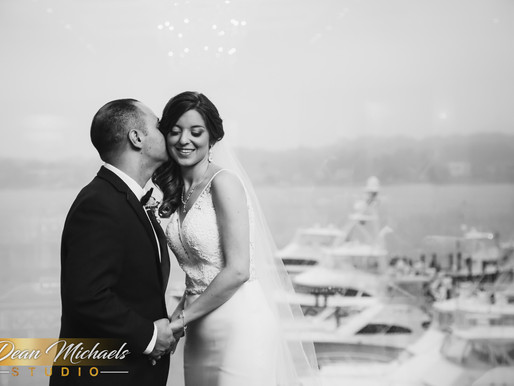 CLARK'S LANDING WEDDING | KRISTEN & CHRISTOPHER