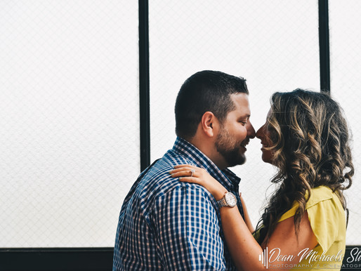 NYC ENGAGEMENT | RITA & IILYA