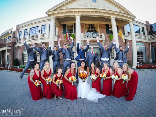 MANOR WEDDING | ASHLEY & MICHAEL