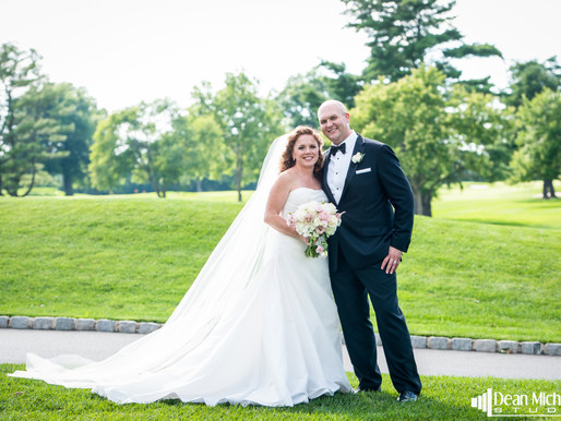 CANOE BROOK COUNTRY CLUB WEDDING | ALLISON & JAY