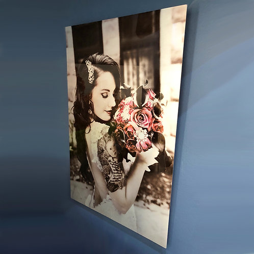 Metal Canvas Prints