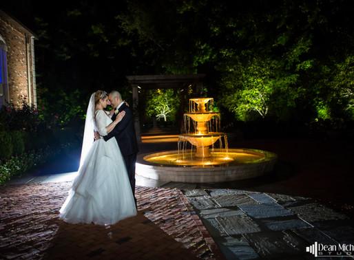 FLORENTINE GARDENS WEDDING   STEPHANIE & SASUN
