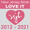 New Jersey Bride Love It since 2012