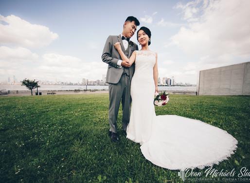 LIBERTY HOUSE WEDDING | JESSIE & YUN