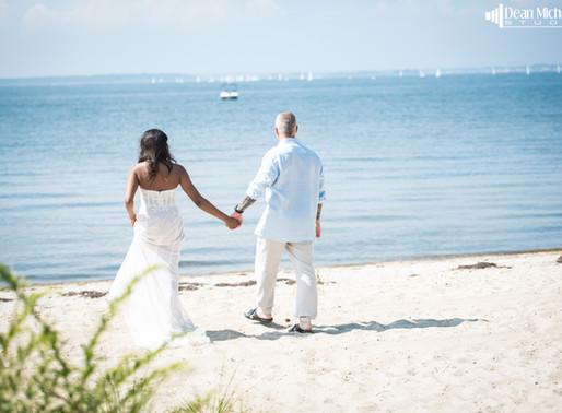LAVALLETTE WEDDING | REYNA & MARK