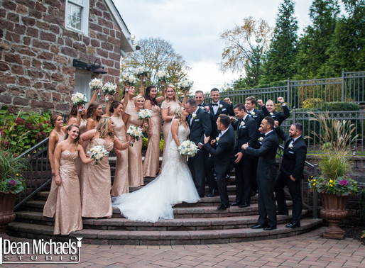 GROVE WEDDING | DANIELLE & MICHAEL