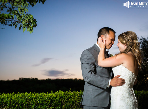 THE MILL AT LAKESIDE MANOR WEDDING | KELLY & JAMESON