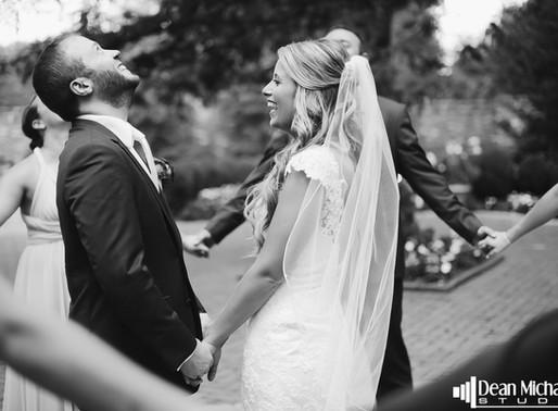 FLORENTINE GARDENS WEDDING   JESSICA & MARK
