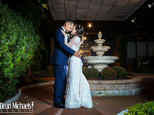 RECEPTION CENTER WEDDING | MEGAN & ISMAEL