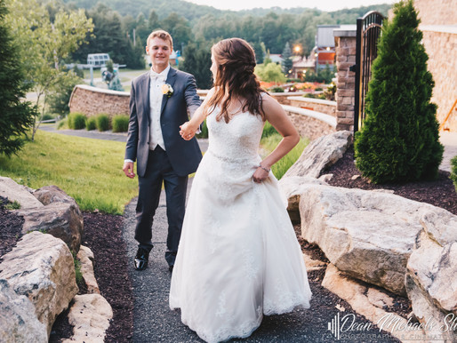 BEAR CREEK WEDDING | LAURYN & WALTER