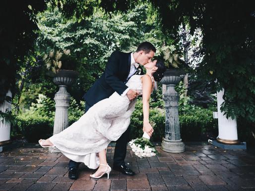 NANINA'S IN THE PARK WEDDING | MARLA & GREGORY