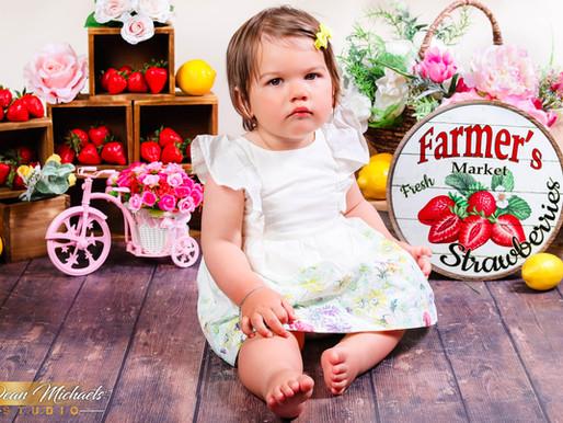 CAKE SMASH | BABY VERA