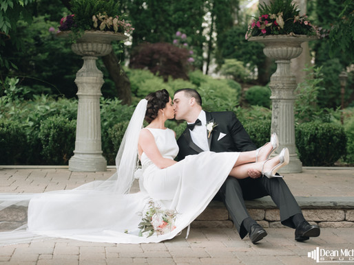NANINA'S IN THE PARK WEDDING | KRISTEN & JEFFREY