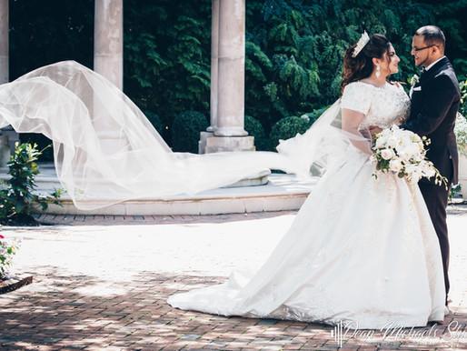 FLORENTINE GARDENS WEDDING | JACQUELINE & SAMUEL