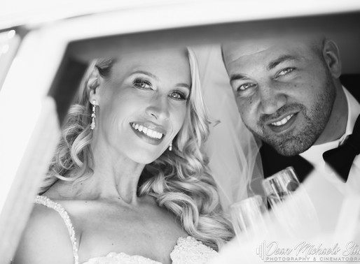 GROVE WEDDING | DEBRA & MICHAEL