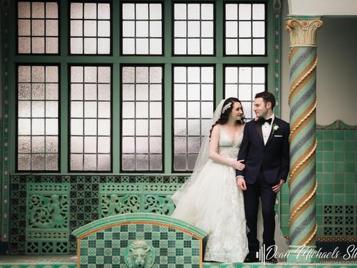 PLEASANTDALE WEDDING | REBECCA & STEPHEN