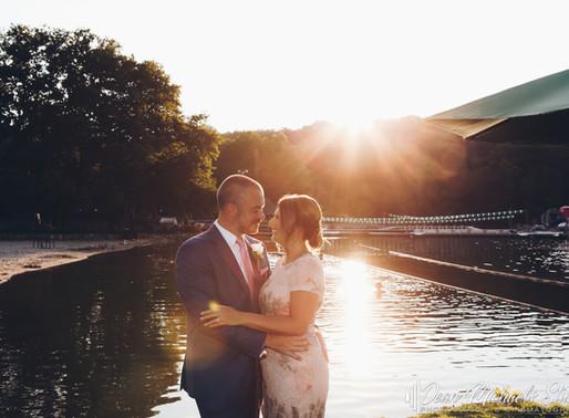 LAKE VAHALLA WEDDING | MELISSA & MATTHEW
