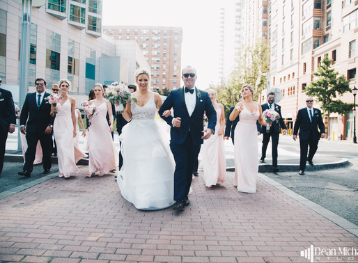 W HOBOKEN WEDDING | JULIE & RYAN