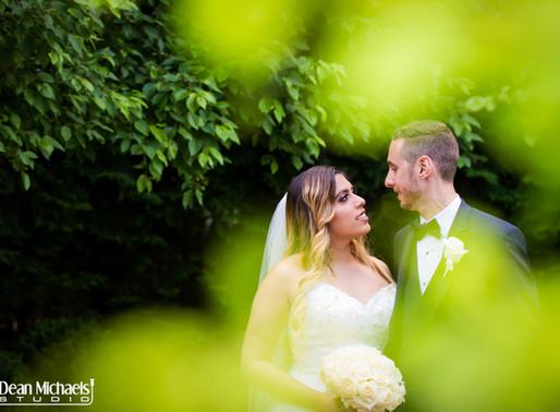 FLORENTINE GARDENS WEDDING   LESLIE & NATALE