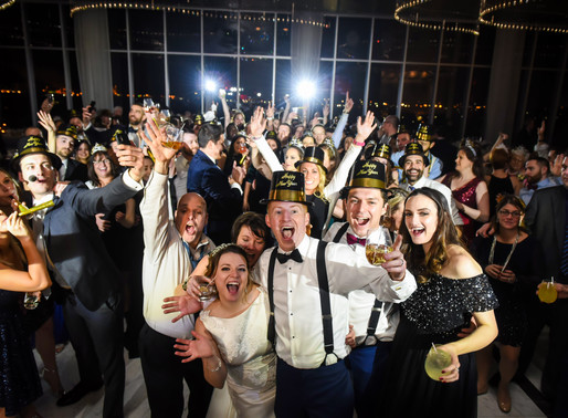 NEW YEARS EVE WEDDING | SANDRA & PATRICK