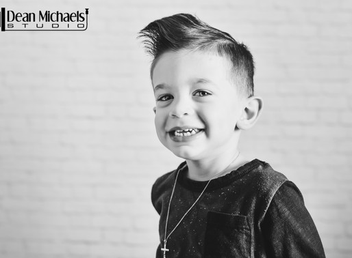 STUDIO MINI SESSION | CARMINE