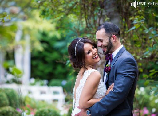 FLORENTINE GARDENS WEDDING   LAYLA & DANNY
