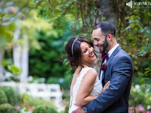 FLORENTINE GARDENS WEDDING | LAYLA & DANNY