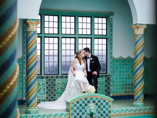 PLEASANTDALE CHATEAU WEDDING | JAMIE & WADE