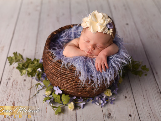 NEWBORN SESSION | BABY JULIETTE