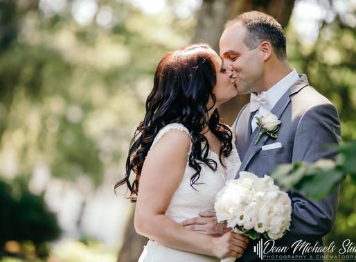 BASKING RIDGE COUNTRY CLUB WEDDING | JESSICA & MATTHEW