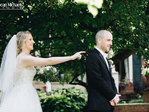 THE MANOR WEDDING | MELISSA & MARK