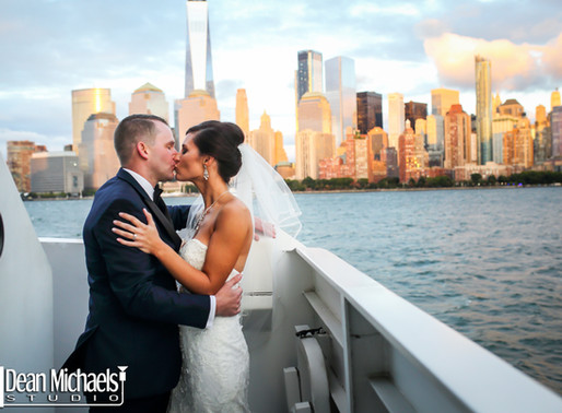 CLOUD 9 YACHT WEDDING | THERESA & PAUL