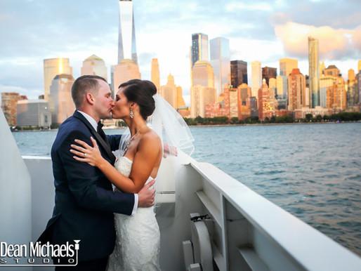 CLOUD 9 YACHT WEDDING | THERESA & PAUL
