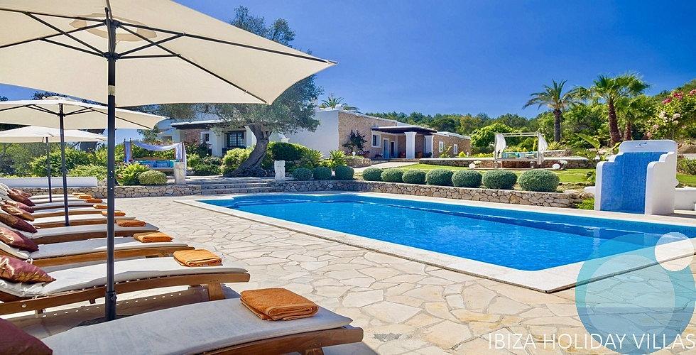 Holiday Villa Ibiza Santa Eulalia