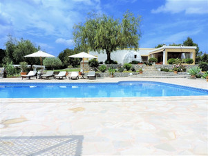 Holiday villa Ribas 8 Ibiza