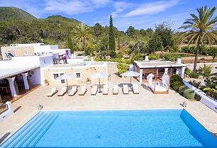 Holiday Villa Sitges Ibiza