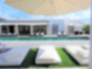 Maisons de Vacances Cabaña 8