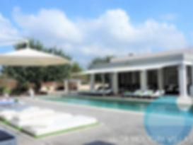 Casa de Vacaciones Cabaña Ibiza